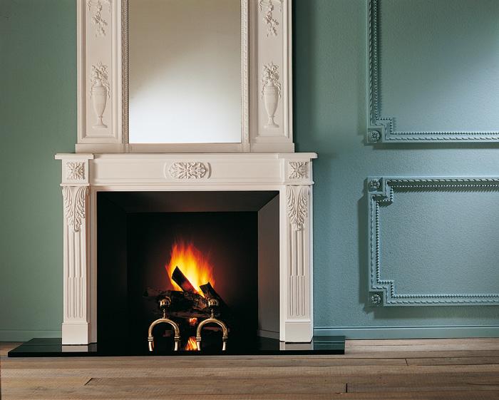 Fireplace ref 2031 - Contour de cheminee decoratif ...